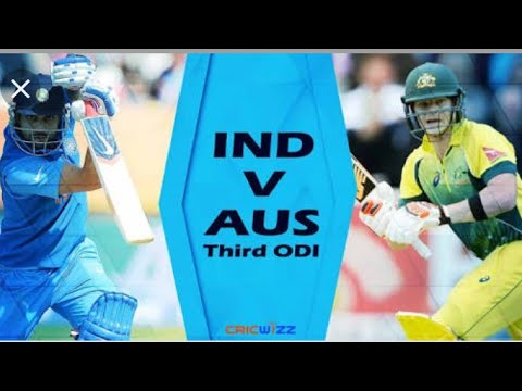 INDIA vs Australia 3rd ODI Match 2019 playing 11,Dream 11 and winning team| IND vs AUS 3rd ODI match