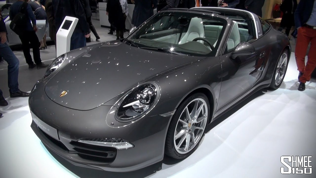 911 Targa Roof 911 Targa 4 Roof Action at