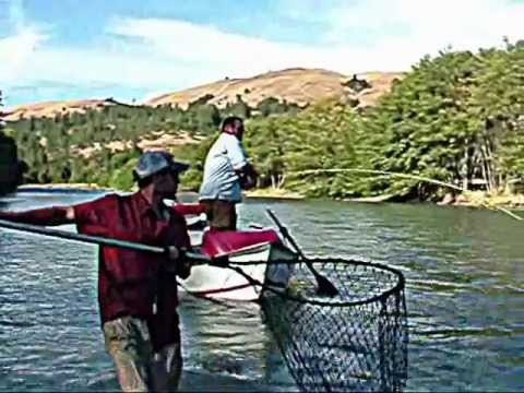 Klickitat River Summer Steelhead - Fly Fishing Trip