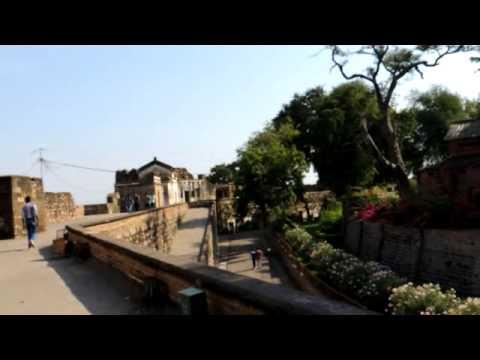 India Road Trip Jhansi Rani Laxmibai Fort Uttar Pradesh DSCN4157