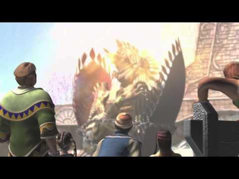 Final Fantasy X HD Remaster - Seymour Summons Anima in Luca [1080p HD]