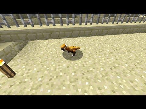 Minecraft Dinosaurs Part 103 Baby Pachycephalosaurus