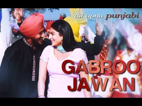 Gabroo Jawan - Dil Apna Punjabi | Harbhajan Mann & Neeru Bajwa | Harbhajan Mann | Sukshindher video