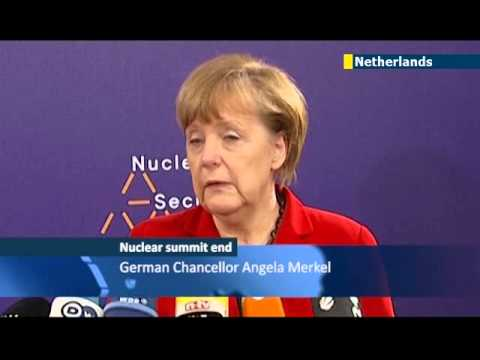 Angela Merkel: Russian invasion of Ukraine sets 'bad example' for nuclear non-proliferation