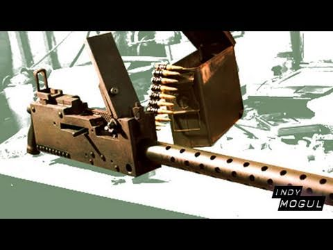 Build a .30 Cal Machine Gun: DIY