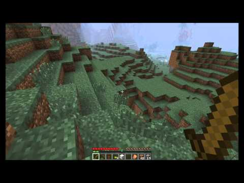Minecraft Rehberi B�l�m 1-ilk gece hayatta kalmakBatuhan ile Minecraft