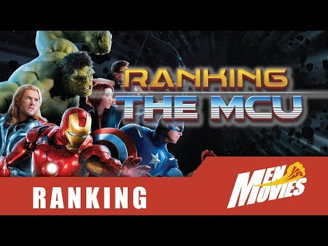 Ranking the Marvel Cinematic Universe (2017): Podcast Discussion