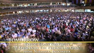 Benny Hinn - Mighty Miracles in Indonesia, Part 2