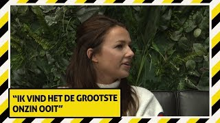 NINA WARINK en F1RSTMAN in DISCUSSIE over RIDERS | FIRST LIVE