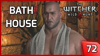 The Witcher 3 ► Meeting Dijkstra aka Sigi Reuven in his Bath House - Story and Gameplay #72 [PC]