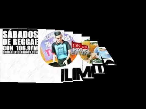 ILIMITADOS - DJ MAKE + DJ GABY - 106.9FM (RADIO REGGAE SHOW, COSTA RICA)