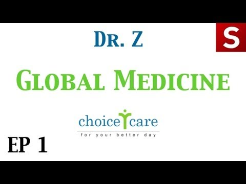 Dr. Z - Global Medicine with Special Guest Ruben Toral