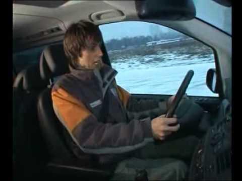 Mercedes-Benz Viano — длительный тест 2006 года на Авто Плюсе