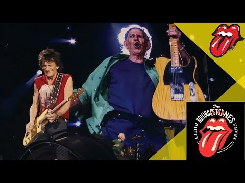 The Rolling Stones - Jumpin' Jack Flash - Sweet Summer Sun: Hyde Park Live
