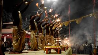 Assi Ghat Morning Aarti : Varanasi Sunrise | Part 1/3