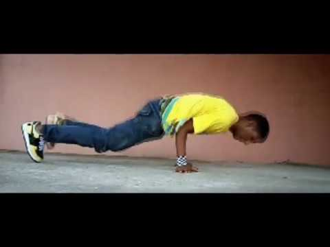 Tutorial Break Dance -freeze- Paso Basico video