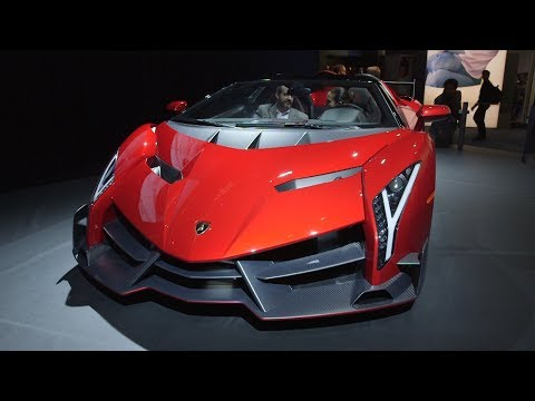 Best Cars of CES 2014!