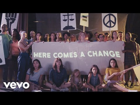 Kesha - Here Comes The Change (From the Motion Picture 'On The Basis of Sex')(Lyric Video) thumbnail