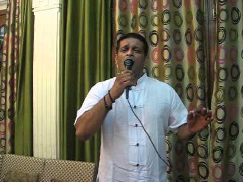 Shekhar Nair:Karaoke Main shaayar badnaam