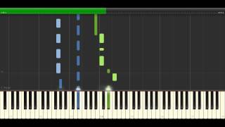 Luke Bryan – Roller Coaster (How To Play On Piano)