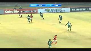 2015 AFC Asian Cup qualification - Indonesia 1-2 Saudi Arabia