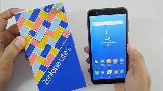 Asus Zenfone Lite Budget Smartphone Unboxing & Overview