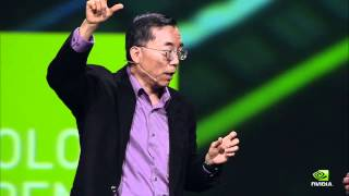 GTC 2012 Keynote (Part 08): Cisco's David Yen on UCS and NVIDIA Kepler
