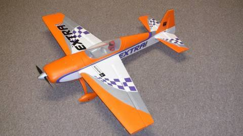 Parkzone Extra 300 Rc Plane Unboxing And Maiden Flight