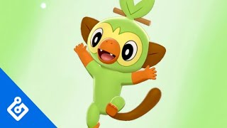 Game Freak Explains Everything About Grookey From Pokémon Sword And Shield