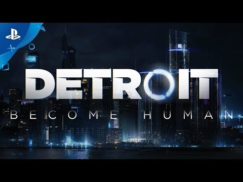 5月25日発売!『Detroit: Become Human』TGSトレーラー(Announce edit)