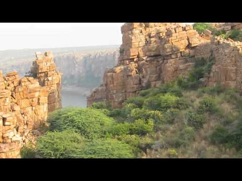 Gandikota gorge, Andhra Pradesh (India) [720p HD]