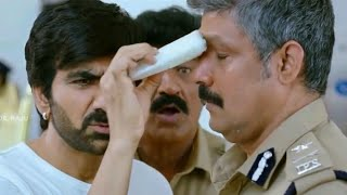 Raja The Great Blockbuster Trailer Latest Comedy Scenes Ravi Teja,Mehreen P