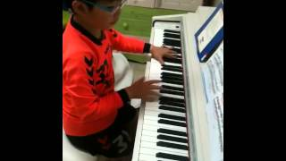 let it go piano