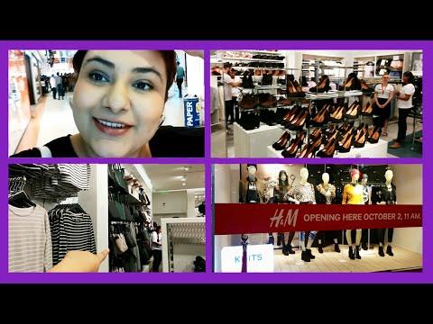 H&M Delhi Launch & mamagoto fun Vlog {Delhifashion blogger}
