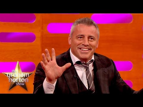 Joey's Identical Hand Twin - The Graham Norton Show