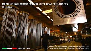Riello - Stabilimento di produzione delle caldaie
