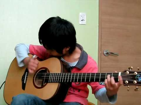 (Nirvana) Smells Like Teen Spirit - Sungha Jung