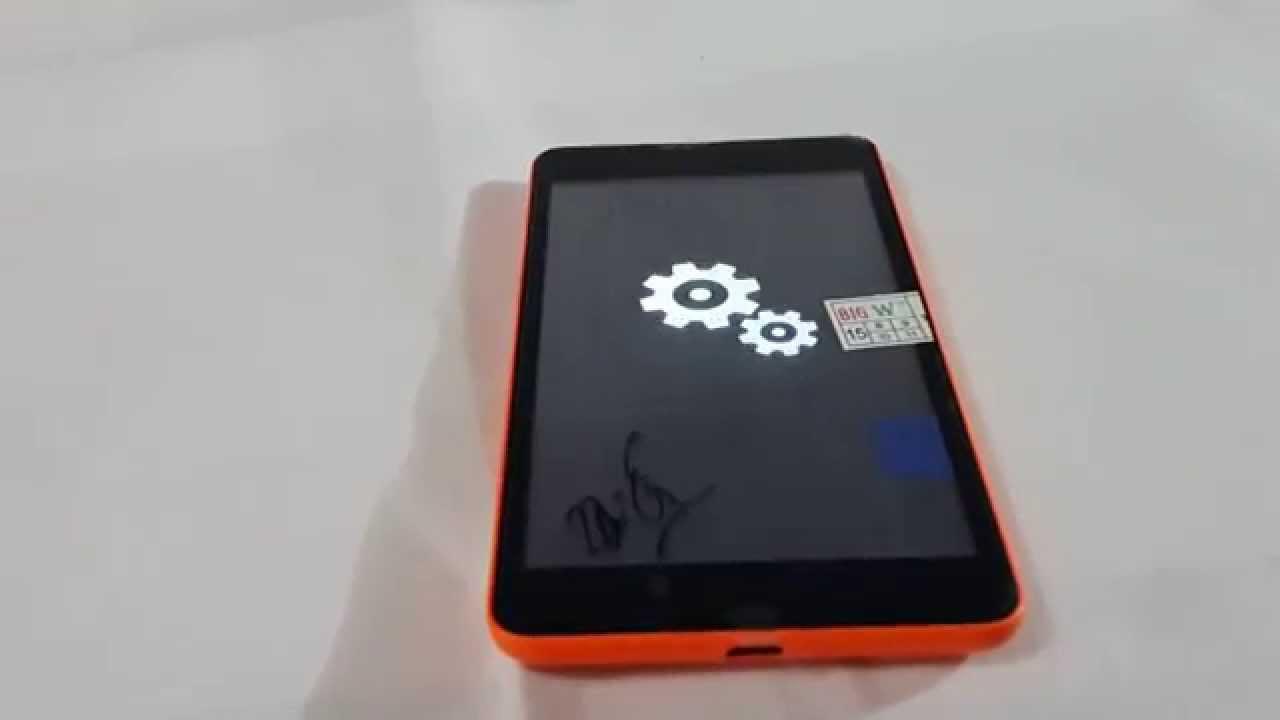 Как выполнить хард ресет на Nokia Lumia 520? - Nokia