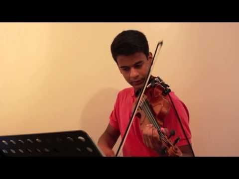 Vaarayo Vaarayo - Aadhavan - Violin Cover By Ramanan Nathan video