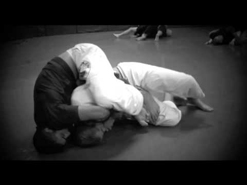Rener Gracie and Ricardo Bayona training Image 1