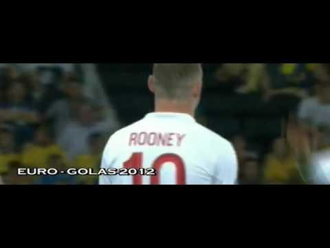 أهداف مباراة اتجلترا 1-0 أوكرانيا – يورو 2012