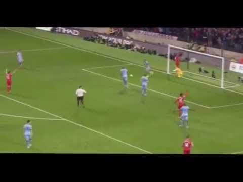 Manchester City vs Liverpool 3-1 All Goals and Highlights [Premier League 25/08/2014] HD