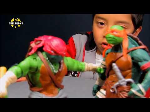 Juguetes Tortugas Ninja 2014 / Figuras de acción / TMNT de la película 2014