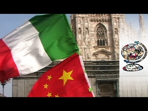 The Italian Town Overwhelmed By Chinese Migrants