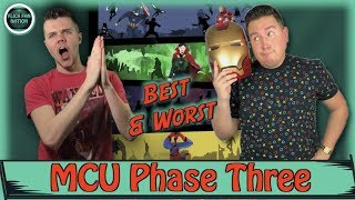 The Marvel Cinematic Universe Phase 3 Review (with 3C Films)