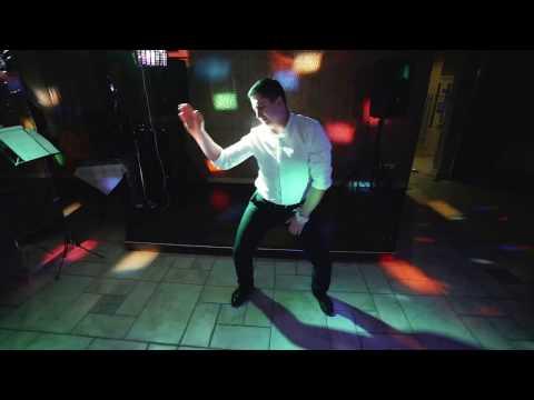 Лучший танец гостя на свадьбе