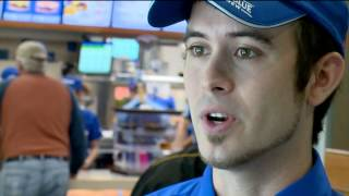 ASMR: Eating Culver's Double Butterburger® Deluxe with Fries