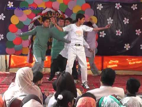Kids Performance On National Songs-que School Tableau (alibad School Gg2012) video