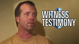 The Bentwaters Incident: Security Officer Larry Warren