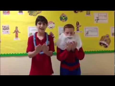 Jewish Academy of Orlando 4th Grade Study of Purim